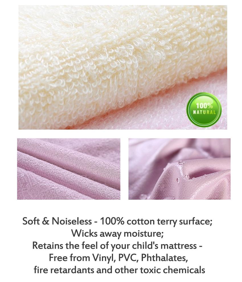 Buy Cotton 100 Waterproof Bedsheet Waterproof Mattress Protector Deals For Only S 10 9