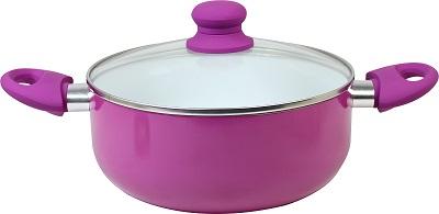 Buy Chez 6piece Double Layered Ceramic Cookware Set Pots