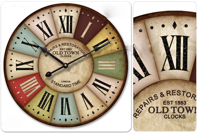 Buy Elegant Wall Clock DIY Creative Removable Acrylic 3D