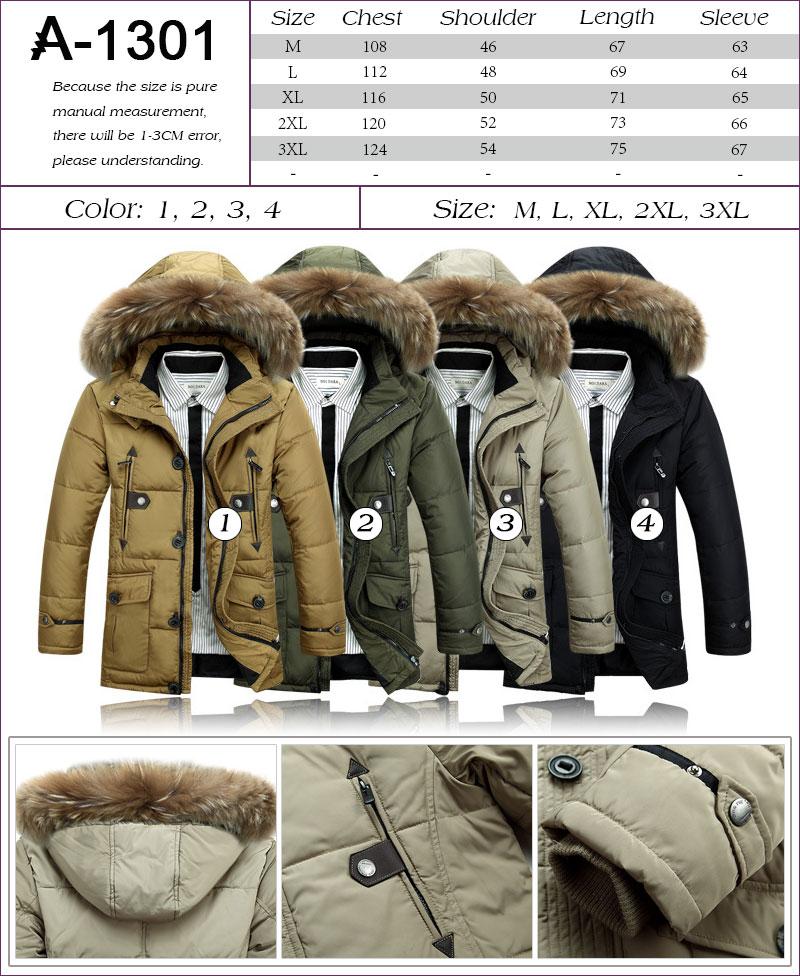 06ecb5c774f2 Buy Superior quality Men winter jacket   winter wear   winter ...