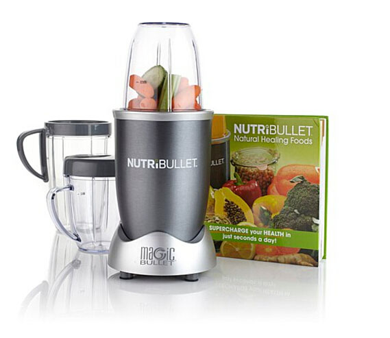 nutribullet machine