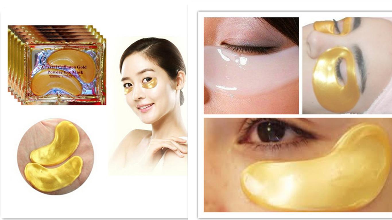 Buy Crystal Collagen Eye Mask Best Price Full Powder Aye Remove Bags Whitening