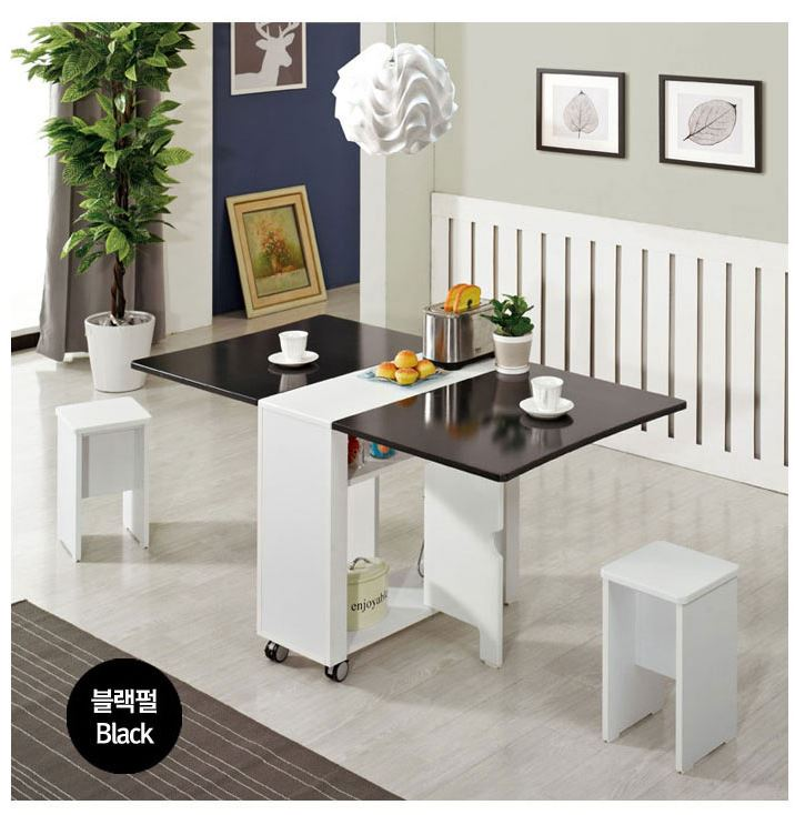 The Simple Design Foldable Dining Table Deals For Only S 299