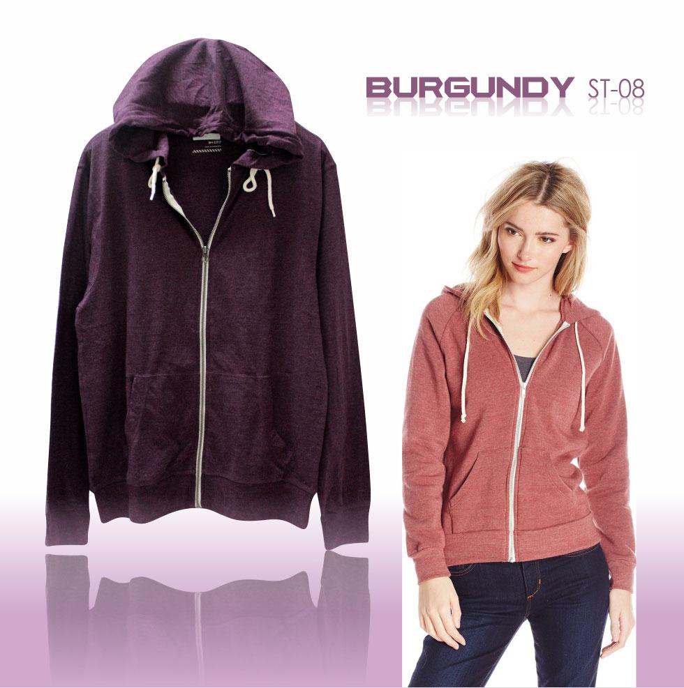 Buy Super Sale Unisex Slub Knit Zip Front Hoodie Comfortable Jaket Sweater Pria Wanita High Quality Urgan Material 9colors Cotton Jacket Baju Deals For Only