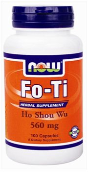 Buy NOW FOODS Fo-Ti Ho Shou Wu 560mg / Herbal Supplement / Prevent And  Reverse Grey Hair / Promote Thicker And Healthier Hair / Restore Your  Natural