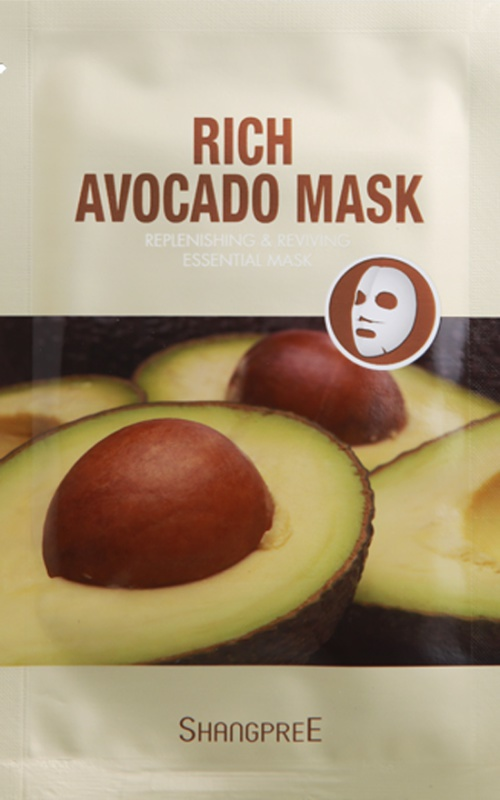 Image result for shangpree avocado mask
