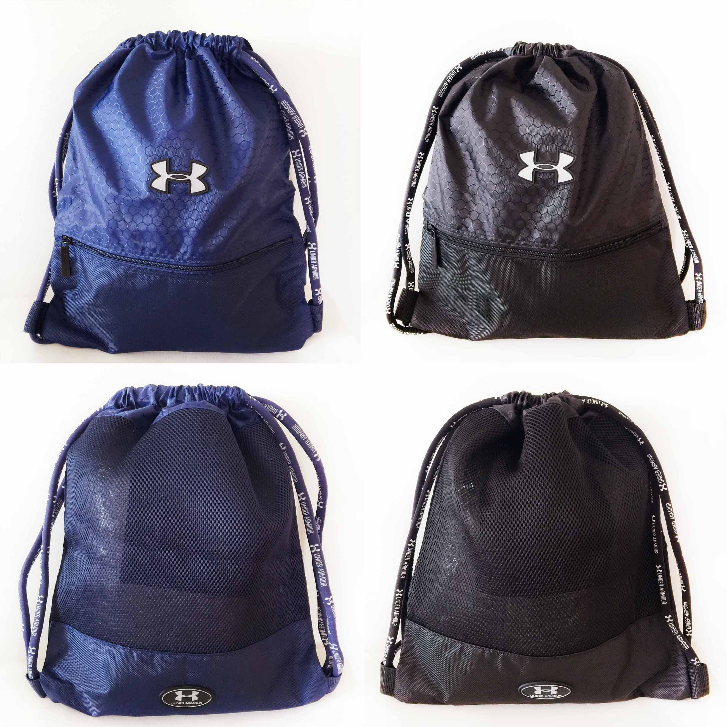 d9d93d8aad4b Buy UNDER ARMOUR Waterproof Drawstring Bag Backpack Sports Bag Shoe ...