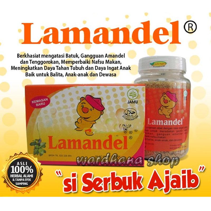 Vico Bagoes Lamandel Mengobati Amandel Dan Radang 12 Sct Daftar Source · Ini adalah produk herbal