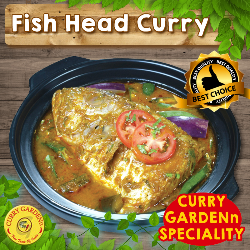 Buy [Curry Garden] Fish Head Curry Deals for only S$31 2 instead of S$0