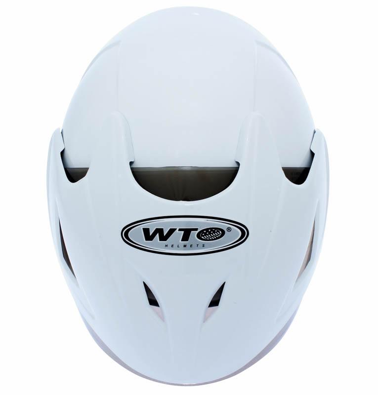 WTO Helmet Junior Neo - Bat Minion - Putih