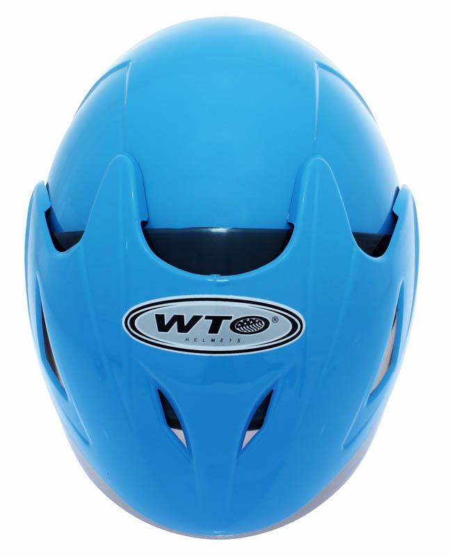 WTO Helmet Junior Neo - Mc Queen - Merah