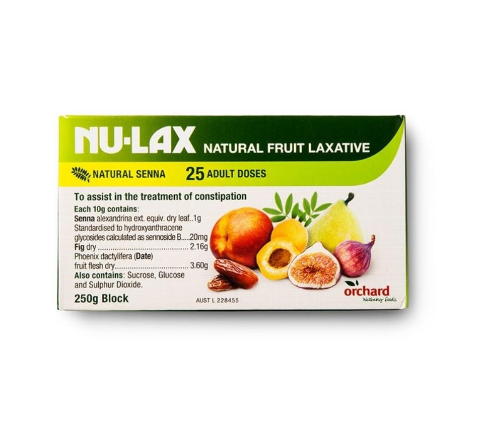 Good Natural Laxative F