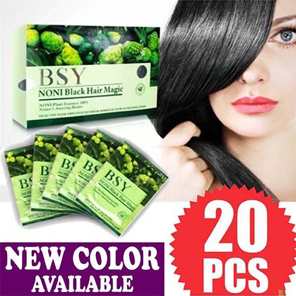 Highlights. oe¿ BSY Noni Black Hair Magic ...