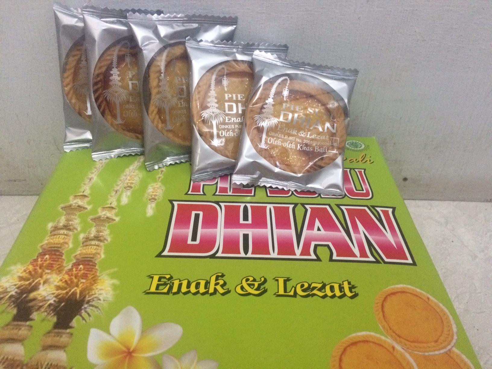 Buy Imlek And Valentine Promo Pie Susu Dhian 6 Pilihan Rasa 1 Box 50 Khas Bali Tahan 7 Hari Di Ruang Terbuka Dan 14 Dalam Kulkas
