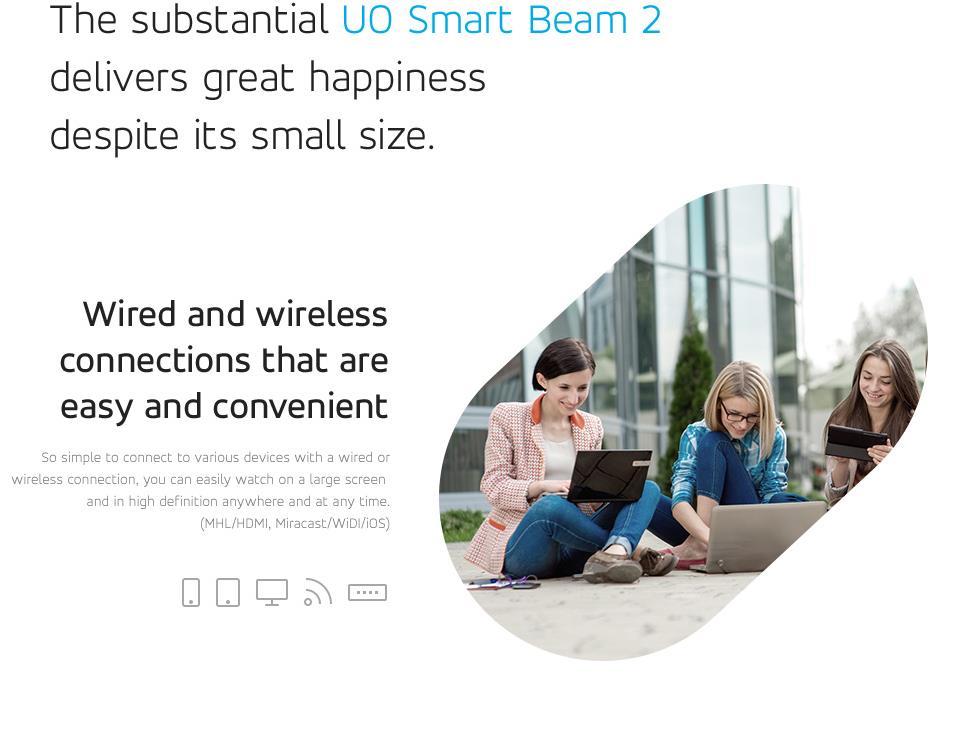 Buy Sk Smart Beam Uo Smart Beam 2 Pico Portable Mini