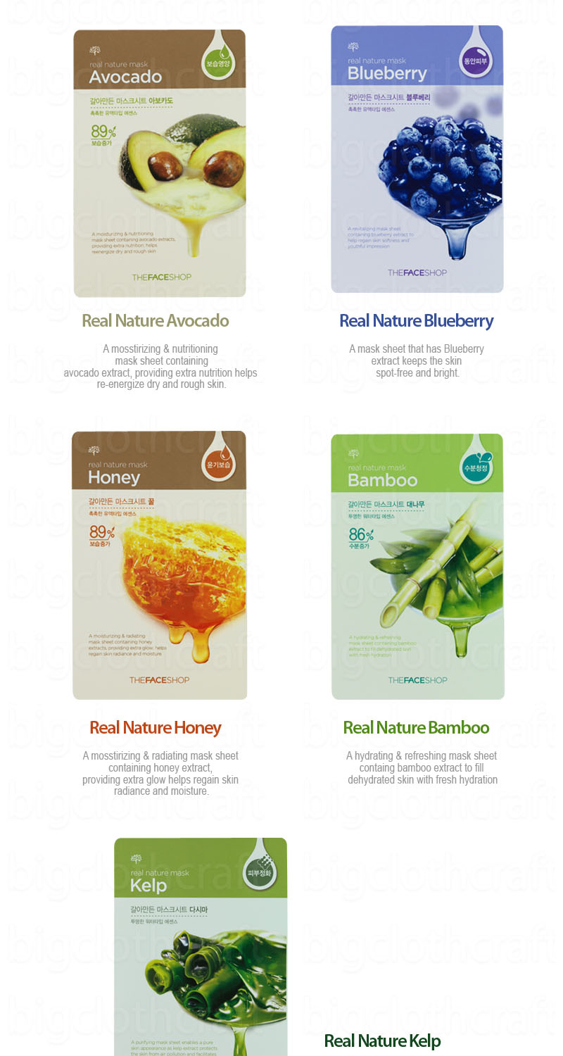 Buy The Face Shop Deals For Only S3 Instead Of S0 Real Nature Mask Sheet Kelp A All Occasions Skin Types And Every Need Your May Ask Moisturizing Soothing Brightening Firming Choice Is There
