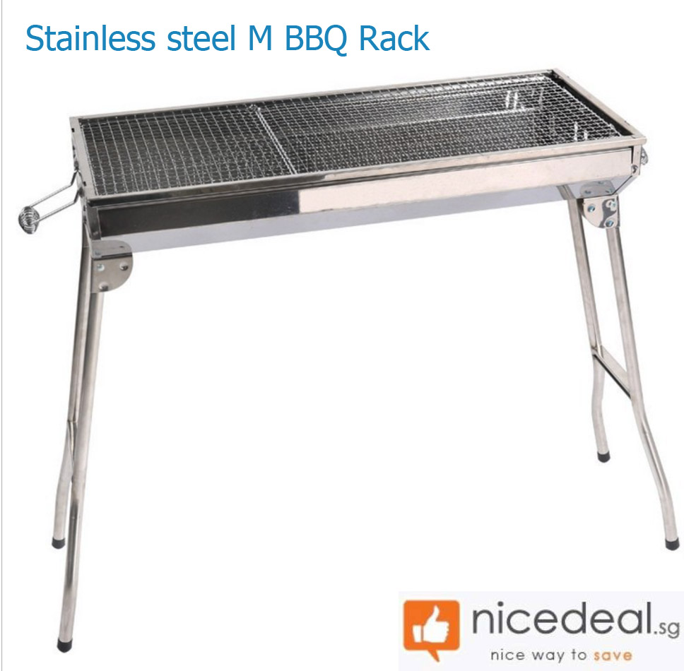 buy must buy portable bbq grill rack large medium. Black Bedroom Furniture Sets. Home Design Ideas