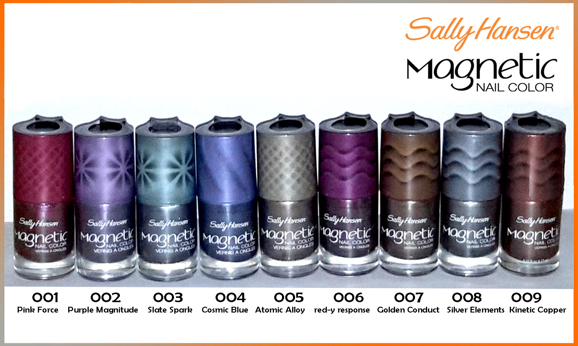 Sally Hansen Magnetic Nail Polish Walmart | Best Nail Designs 2018