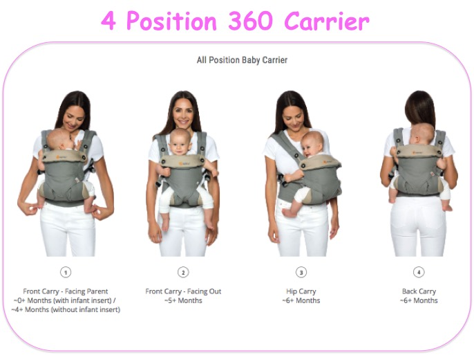 Buy Cheapest On Qoo10 Ergobaby Sales Deals For Only S1399