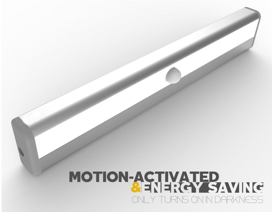 QUALITY GUARANTEEDSmart LED Motion Sensor Light