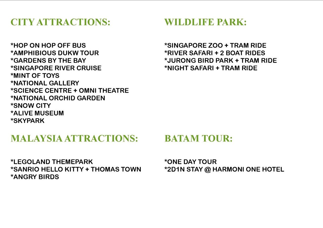 Every Need Want Day Tiket Butterfly Park Insect Kingdom Fil Air Q10 Best Price And At Sentosa E Ticket Available Open Date