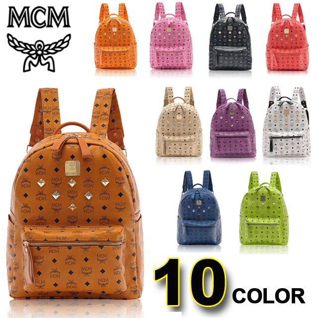 Mcm Mcmbackpack Backpack Handbag Shoulder Bag Men Wallet Women Travel Outdoor Brandnew Mediun Mini Snake Print Cowhide Free Shipping Winter