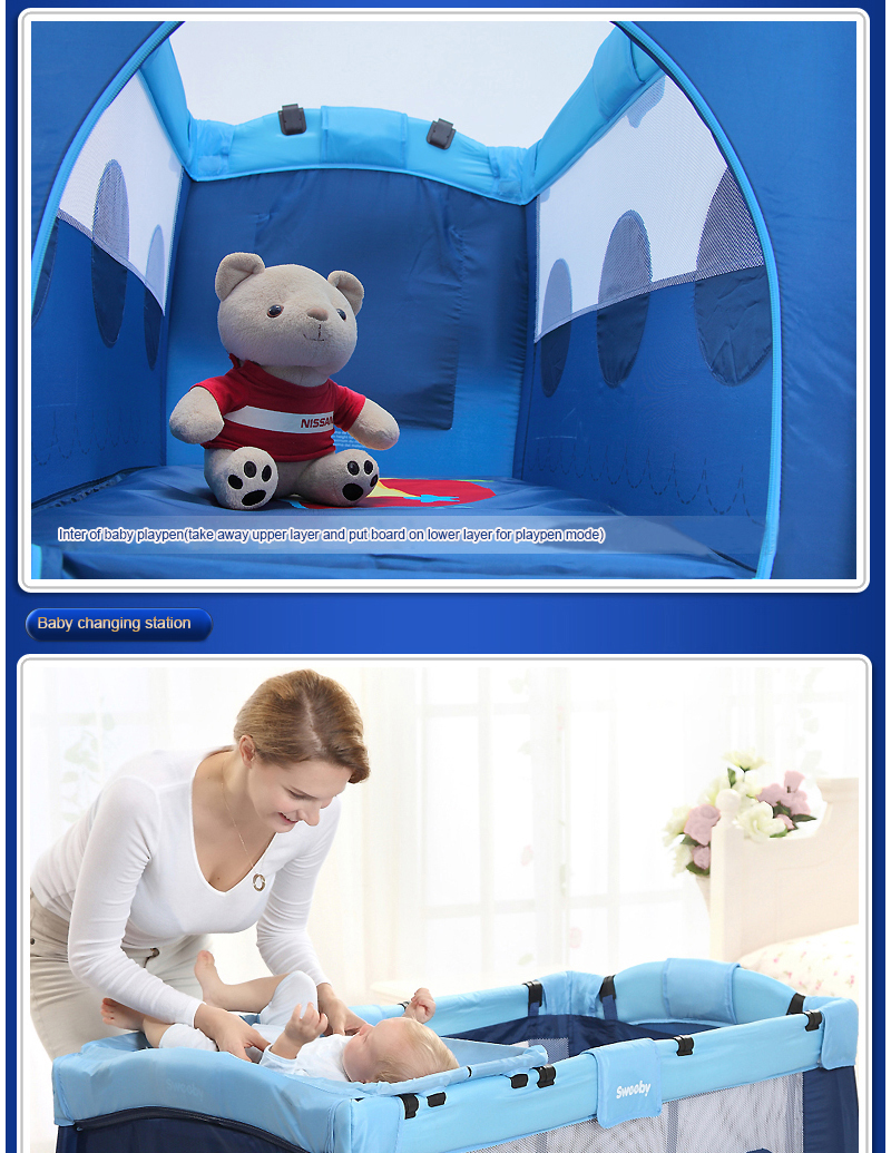 Buy European Stardardsfoldable playpenbaby cot crib  : 0975546a bc9e 4bd8 973e 6030637bfb25 from www.bydeals.net size 800 x 1035 jpeg 658kB