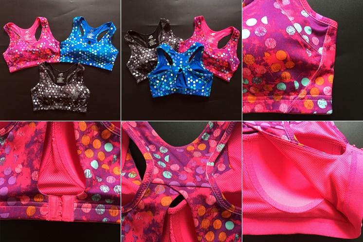 869217aa89 Buy  Free MailHot Sale Lady sport bra  No Rims Super Gathered Sports ...