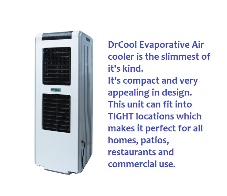 Buy Dr Cool Evaporative Honeycomb Air Cooler Strong Cool