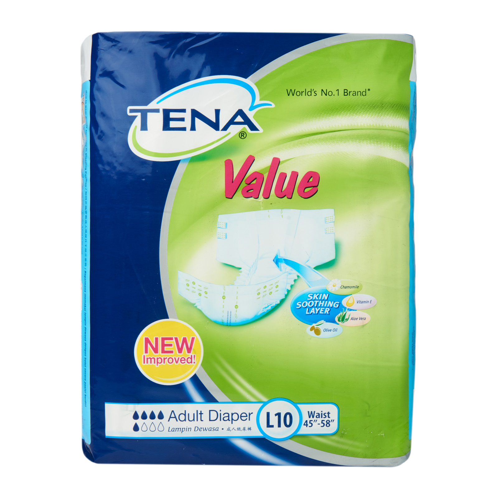 Adult diaper tena what