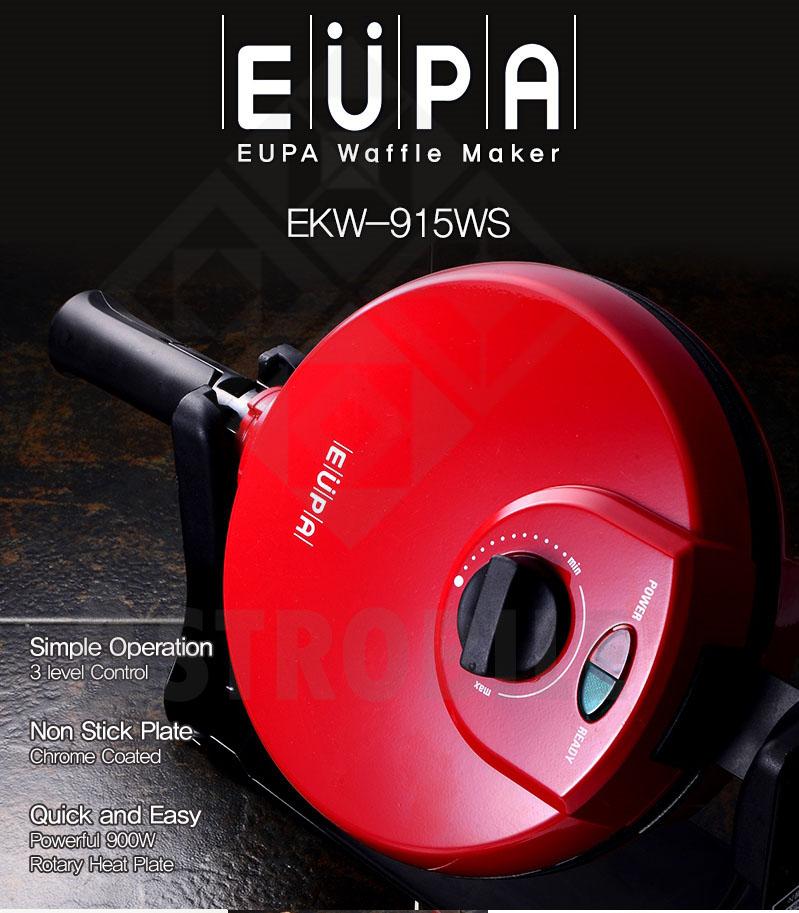 Buy Eupa Ekw 915ws Tsk 2126bw Waffle Maker Bread Maker