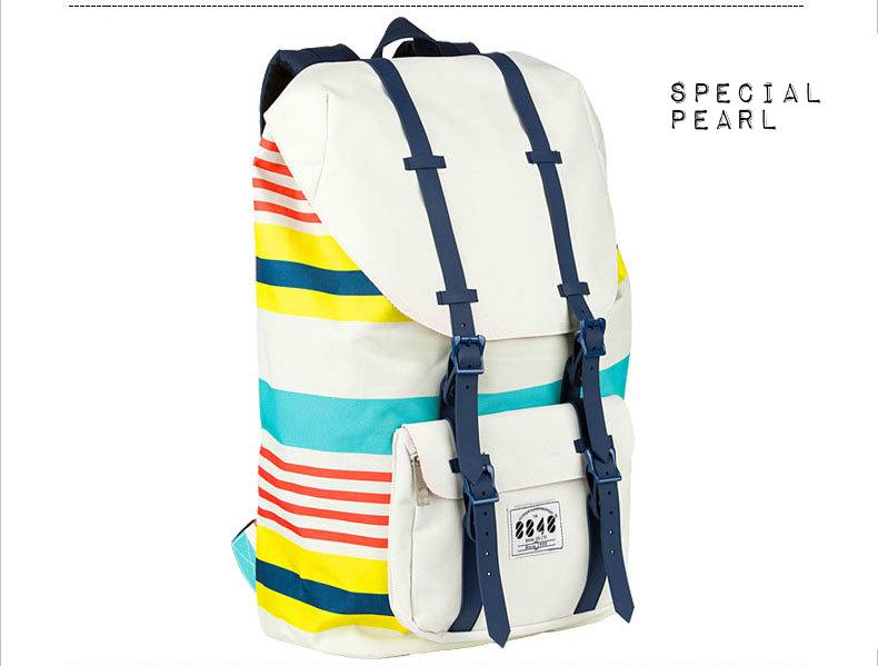 Backpack 8848 Bana: Buy Sale!! 8848 Quality Women Men Casual Backpack Herschel