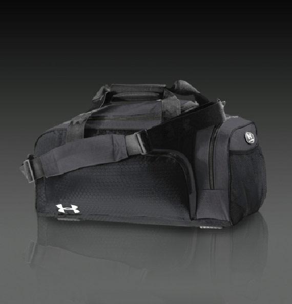 black under armour bag
