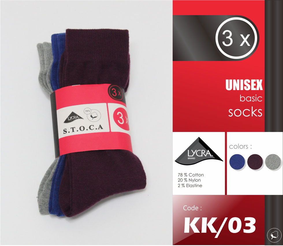 3pasang Random Colour Kaos Kaki Kerja Pria Selutut Minyak Goreng Filma 2 L Pounch For Unisex