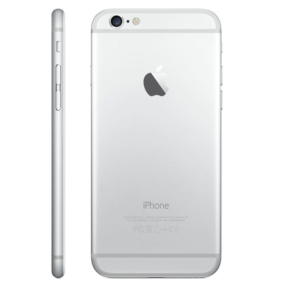 buy apple iphone 6 silver 16gb deals for only s 888. Black Bedroom Furniture Sets. Home Design Ideas