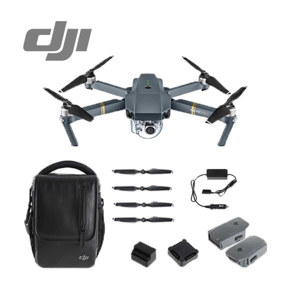 Dji Mavic Pro With Fly More Combo Lazada Singapore # Fly Meubles Audio Bois