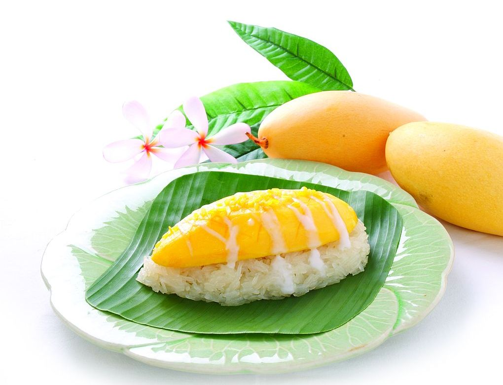 Image result for lamai thai mango sticky rice