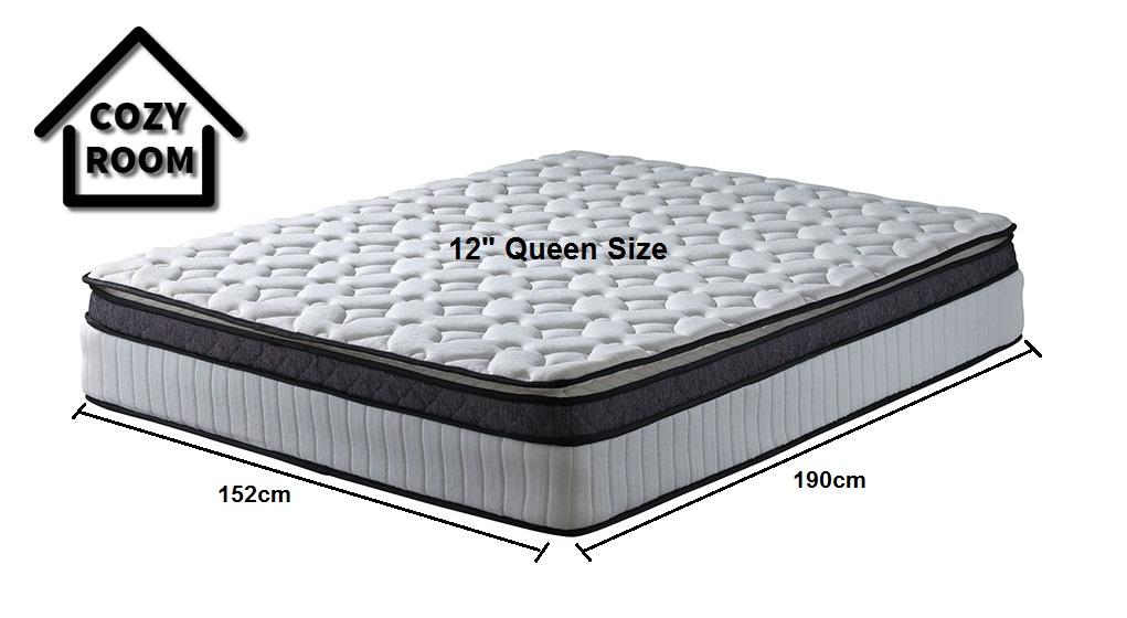 Buy HOTTEST SALE Queen Size 6 Inch Mattress Deals for