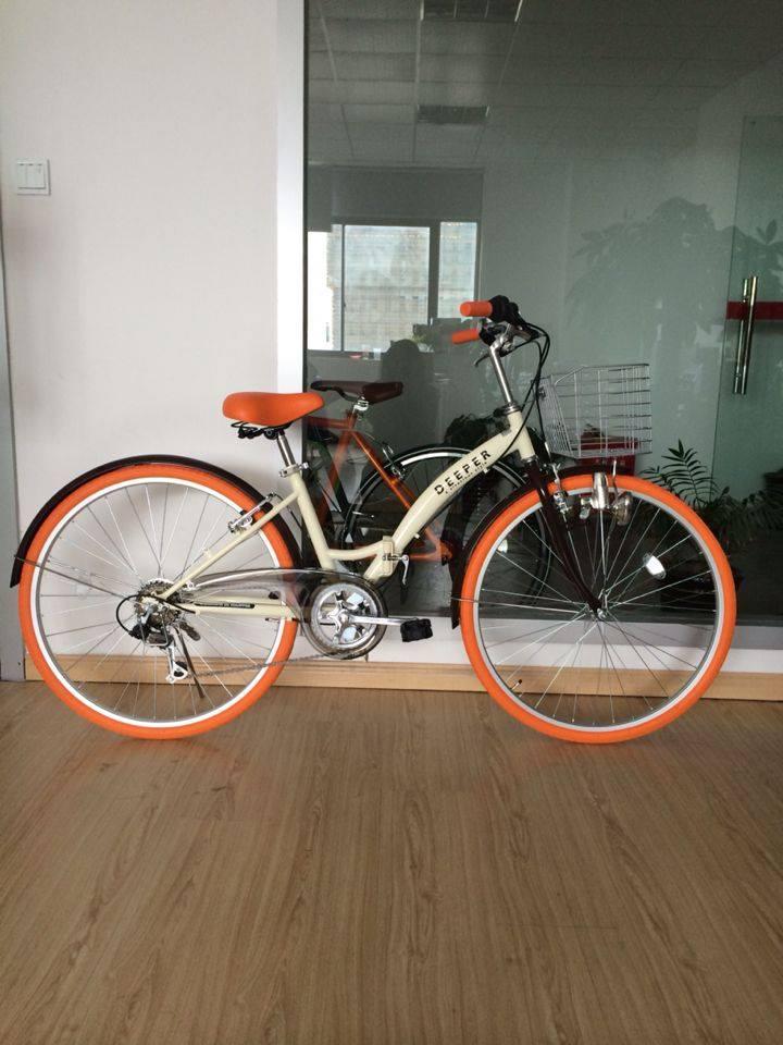 Buy Japan Deeper Japan Bicycle Vintage Lady Bike Fold