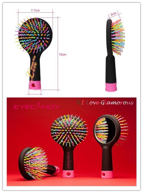 Korean Eye Candy Brush Sisir U Membuat Rambutmu
