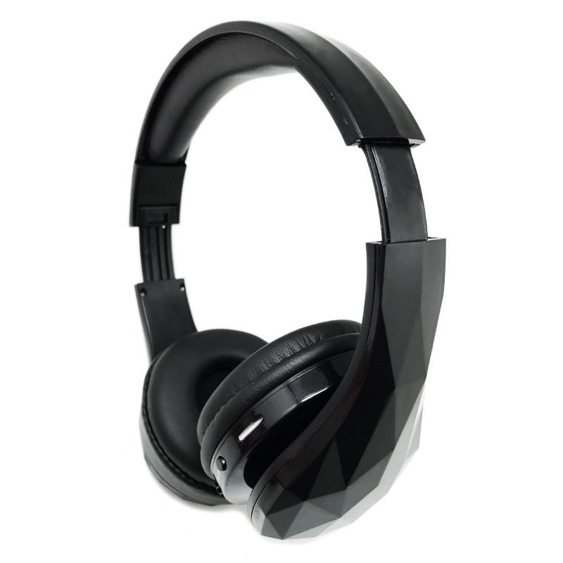 NEW BITS Headphone Bluetooth Wireless MS B8 A MP3 Wired Slot MicroSD AUX Earphone Kualitas OKE