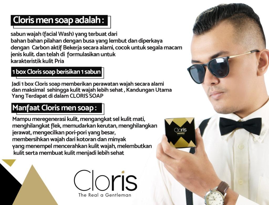Buy Cloris Soap Penghilang Jerawat Pria Deals For Only Rp75000 Sabun Wajah Jika Bro Ku Sudah Mencoba Berbagai Macam Produk Pembersih Muka Dan Karakteristik Teman Sulit Atau Membandel Untuk Dihilangkan