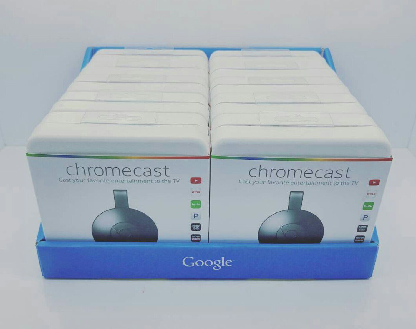 how to play chromecast from laptop