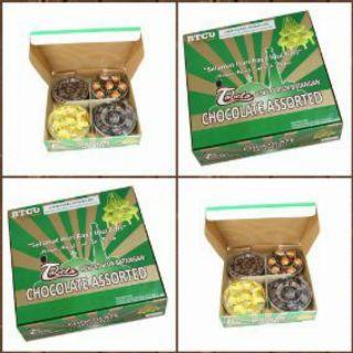 Buy BUY1 GET1PAKET CHOCOLATE TOBELO Deals For Only Rp113400