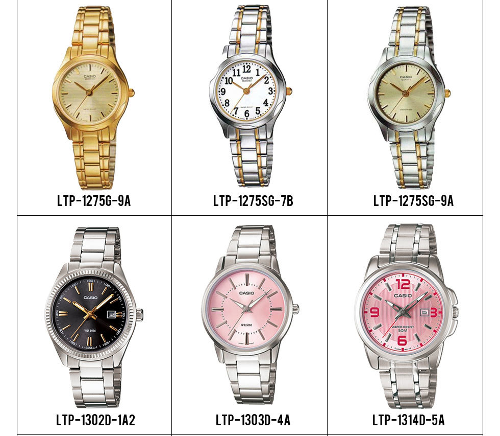 Every Need Want Day Casio Ltp 1314d 5a Pink Cheapest Price In Spore Genuine Lady Casual Watch 1169d 1165a 1208d