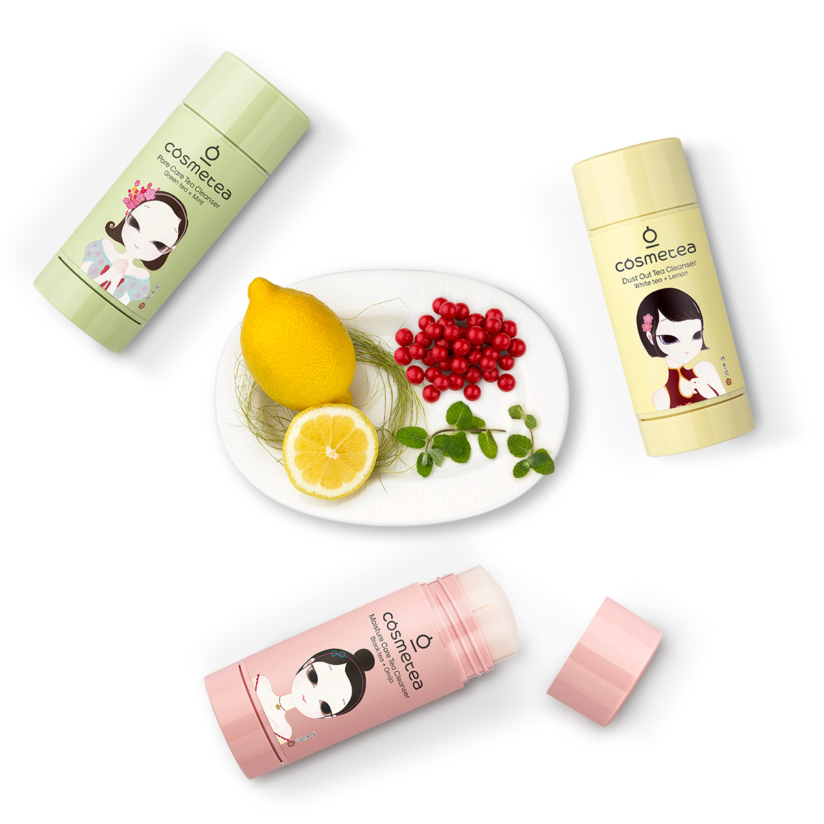 Buy ?KOREA NO.1 COSMETea Stick Cleanser In KOREANO MORE
