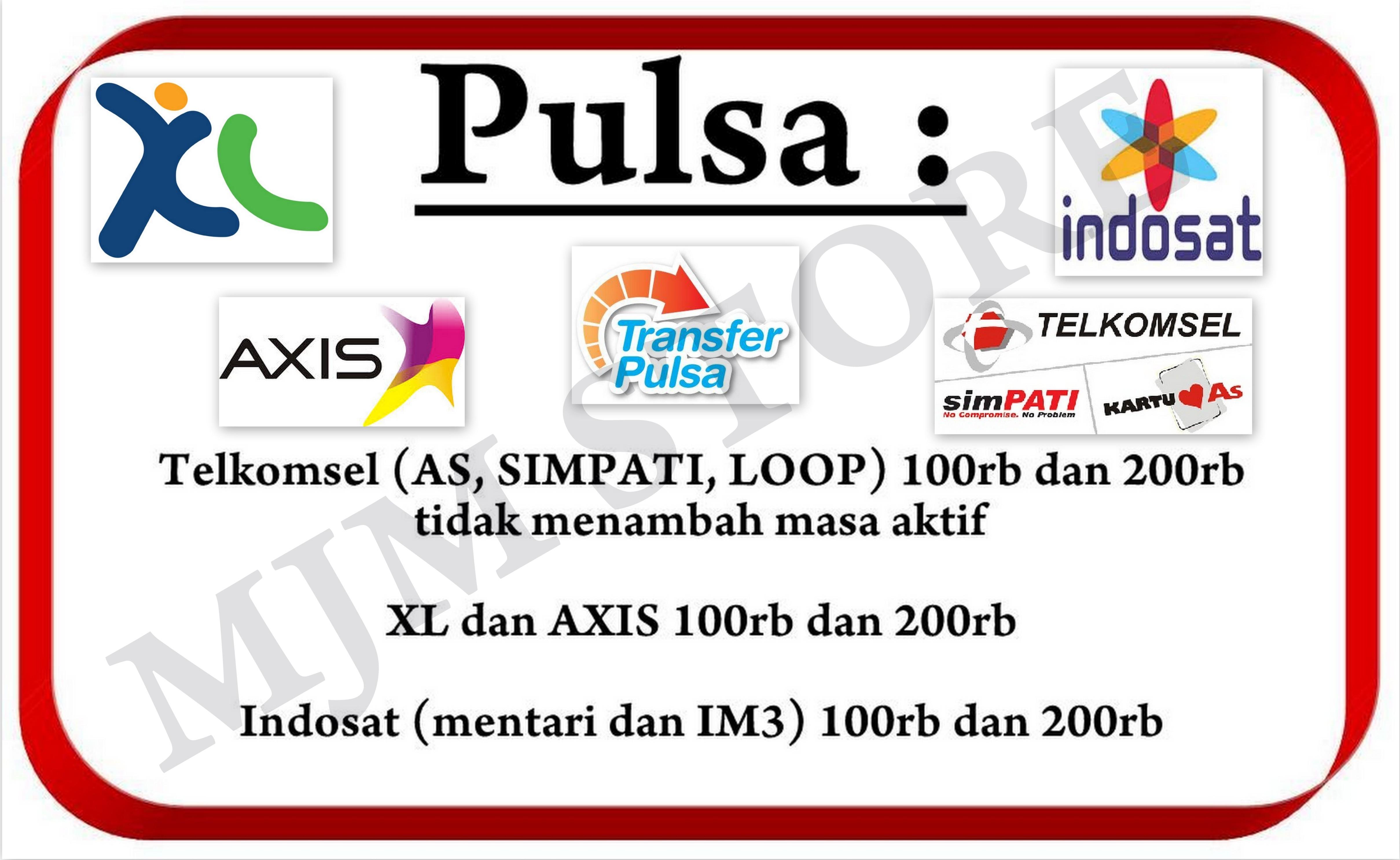 Buy Pulsa Telkomsel Xl Axis Kuota Data Indosat Ooredoo 4g Dan 3g 6gb Jaringan 20gb 100 Menit Telpon All Operator