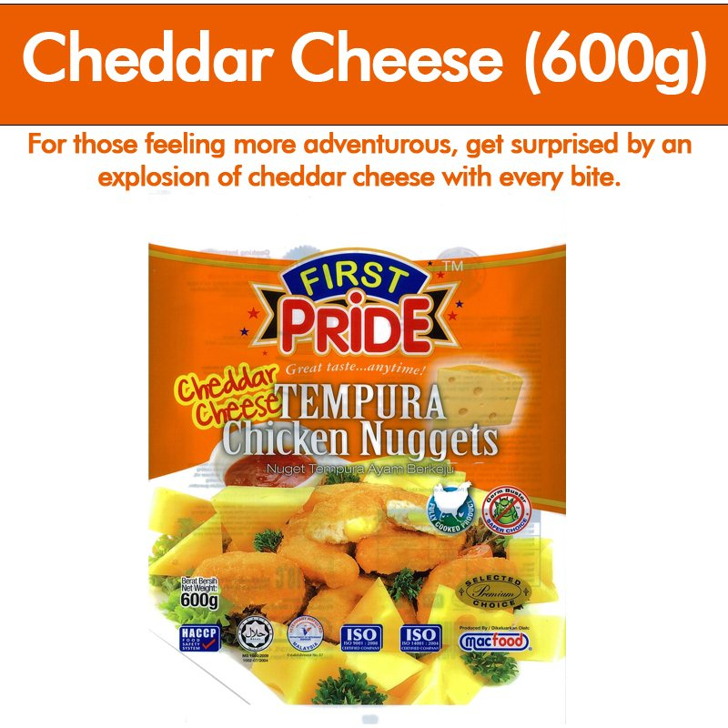 Buy [CS Tay] FIRST PRIDE Tempura Nuggets Deals For Only S
