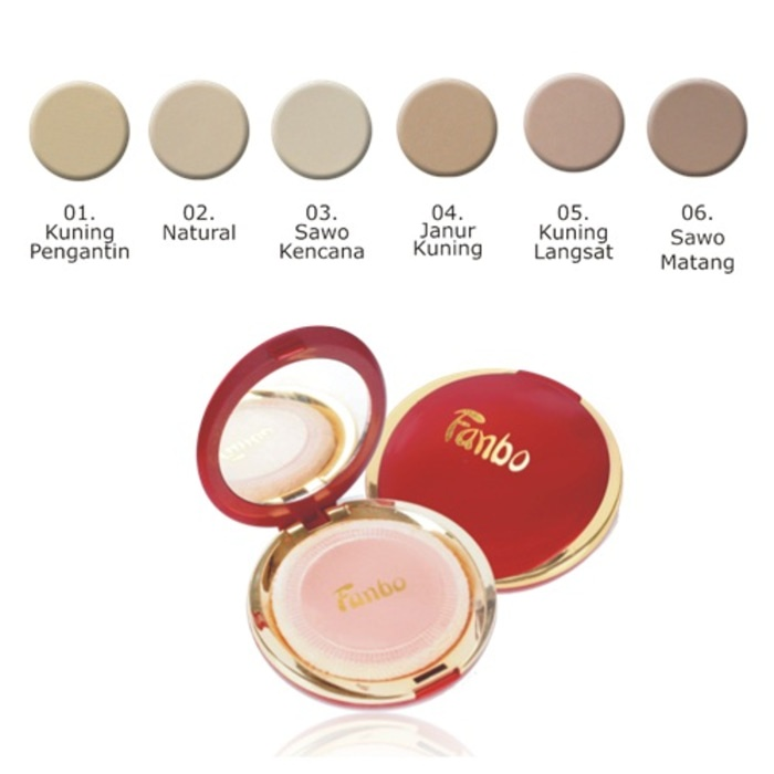 Fanbo Fantastic Compact Powder
