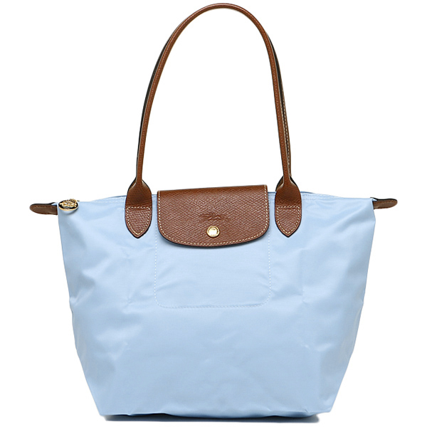 Longchamp Le Pliage Nylon 2605 089. Colours Available:  Rose/Garance/Boy/Bubble (Top Down Sequence) Material: COWHIDE- HANDLE \u0026  COVER , NYLON, ...
